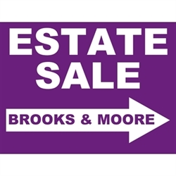 Brooks & Moore Estate Sales and Services
